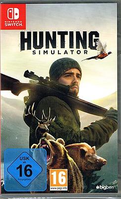 Einfach und sicher online bestellen: Hunting Simulator in Österreich kaufen.