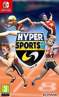Einfach und sicher online bestellen: Hyper Sports R (AT-PEGI) in Österreich kaufen.