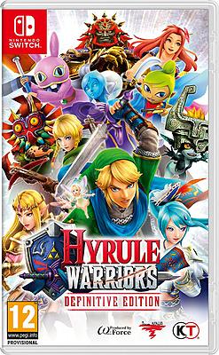 Einfach und sicher online bestellen: Hyrule Warriors Definitive Edition (EU-Import) in Österreich kaufen.