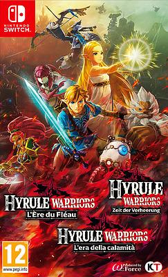 Einfach und sicher online bestellen: Hyrule Warriors: Zeit der Verheerung (AT-PEGI) in Österreich kaufen.