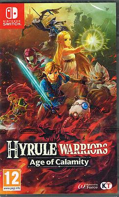 Einfach und sicher online bestellen: Hyrule Warriors: Age of Calamity (PEGI) in Österreich kaufen.