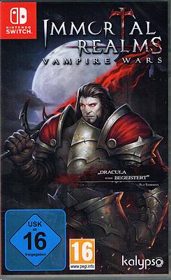 Einfach und sicher online bestellen: Immortal Realms Vampire Wars (AT-PEGI) in Österreich kaufen.