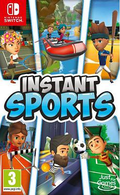 Einfach und sicher online bestellen: Instant Sports in Österreich kaufen.