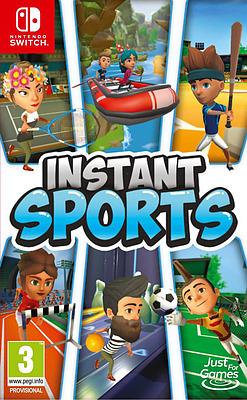 Einfach und sicher online bestellen: Instant Sports (PEGI) in Österreich kaufen.
