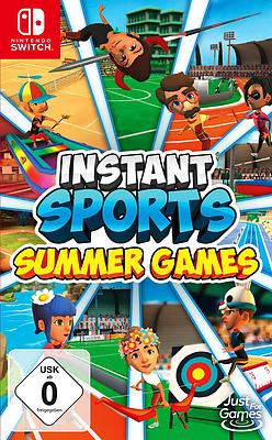 Einfach und sicher online bestellen: Instant Sports - Summer Games in Österreich kaufen.