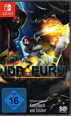 Einfach und sicher online bestellen: Ion Fury in Österreich kaufen.