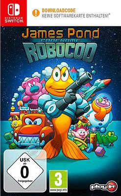 Einfach und sicher online bestellen: James Pond 2 Codename Robocod in Österreich kaufen.