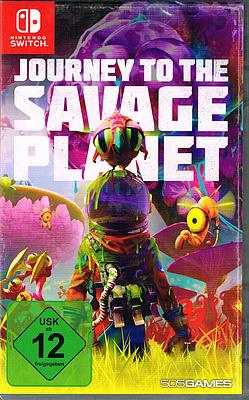 Einfach und sicher online bestellen: Journey to the Savage Planet in Österreich kaufen.