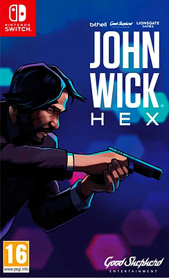 Einfach und sicher online bestellen: John Wick Hex in Österreich kaufen.