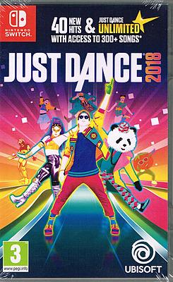 Einfach und sicher online bestellen: Just Dance 2018 (AT-PEGI) in Österreich kaufen.