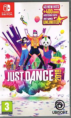 Einfach und sicher online bestellen: Just Dance 2019 (AT-PEGI) in Österreich kaufen.