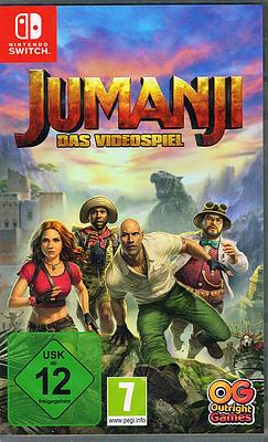 Einfach und sicher online bestellen: Jumanji: Das Videospiel in Österreich kaufen.