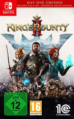 Einfach und sicher online bestellen: King's Bounty II in Österreich kaufen.