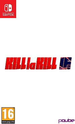Einfach und sicher online bestellen: Kill la Kill - IF (PEGI) in Österreich kaufen.