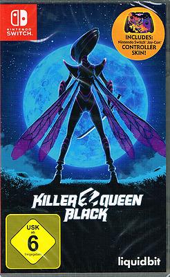 Einfach und sicher online bestellen: Killer Queen Black in Österreich kaufen.