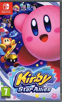 Einfach und sicher online bestellen: Kirby Star Allies (AT-PEGI) in Österreich kaufen.
