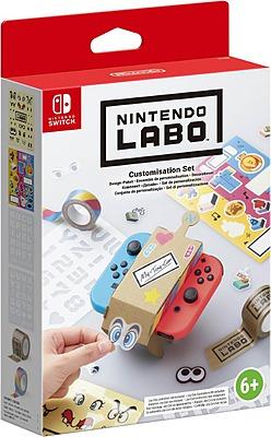 Einfach und sicher online bestellen: Nintendo Labo Design-Paket in Österreich kaufen.