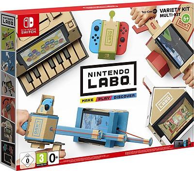 Einfach und sicher online bestellen: Nintendo Labo: Toy-Con 01 Multi-Set in Österreich kaufen.