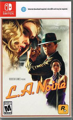 Einfach und sicher online bestellen: L.A. Noire (US-Import) in Österreich kaufen.