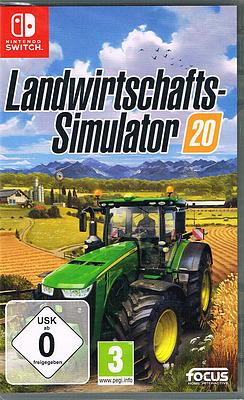 Einfach und sicher online bestellen: Landwirtschafts Simulator 20 in Österreich kaufen.