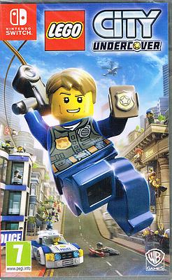 Einfach und sicher online bestellen: LEGO City: Undercover in Österreich kaufen.