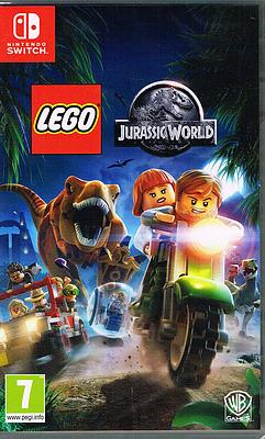 Einfach und sicher online bestellen: LEGO Jurassic World (AT-PEGI) in Österreich kaufen.