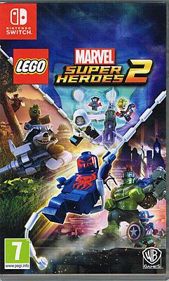 Einfach und sicher online bestellen: LEGO Marvel Super Heroes 2 (AT-PEGI) in Österreich kaufen.