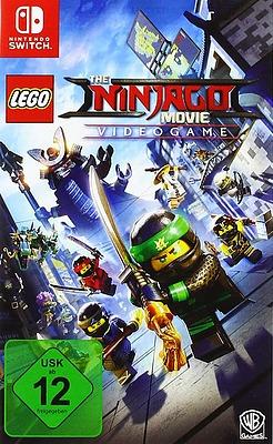 Einfach und sicher online bestellen: Lego Ninjago Movie Videogame (AT-PEGI) in Österreich kaufen.