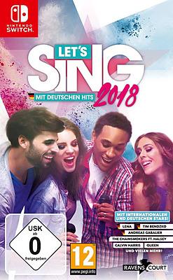 Einfach und sicher online bestellen: Let's Sing 2018 + 2 Mics in Österreich kaufen.