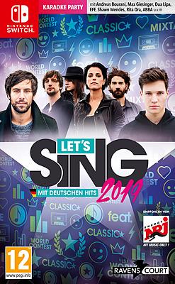 Einfach und sicher online bestellen: Let's Sing 2019 in Österreich kaufen.