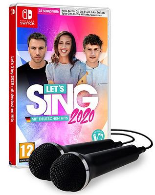 Einfach und sicher online bestellen: Let's Sing 2020 + 2 Mics in Österreich kaufen.