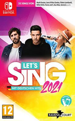 Einfach und sicher online bestellen: Let's Sing 2021 in Österreich kaufen.