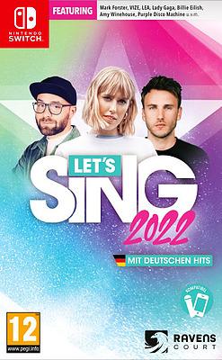 Einfach und sicher online bestellen: Let's Sing 2022 in Österreich kaufen.