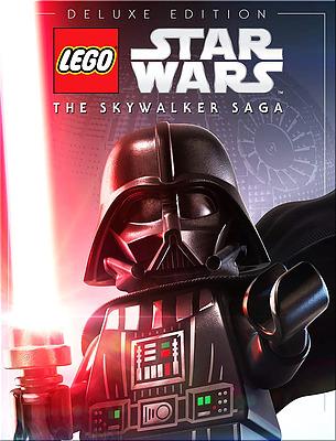 Einfach und sicher online bestellen: LEGO Star Wars: The Skywalker Saga Deluxe (PEGI) in Österreich kaufen.