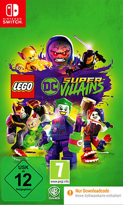 Einfach und sicher online bestellen: Lego DC Super Villains  in Österreich kaufen.