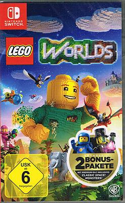 Einfach und sicher online bestellen: Lego Worlds in Österreich kaufen.