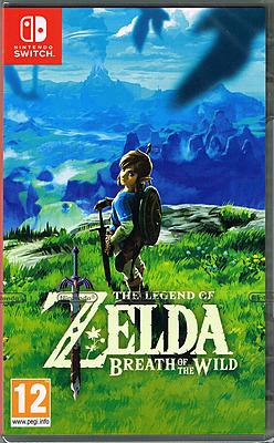 Einfach und sicher online bestellen: The Legend of Zelda: Breath of the Wild (AT-PEGI) in Österreich kaufen.