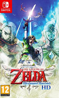 Einfach und sicher online bestellen: The Legend of Zelda Skyward Sword (AT-PEGI) in Österreich kaufen.