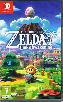 Einfach und sicher online bestellen: The Legend of Zelda: Link's Awakening (PEGI) in Österreich kaufen.