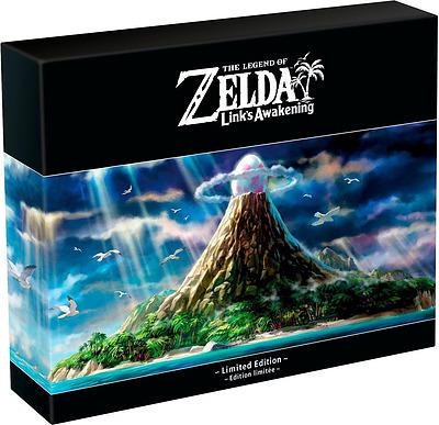 Einfach und sicher online bestellen: The Legend of Zelda: Link's Awakening Limited in Österreich kaufen.