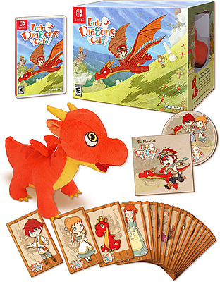 Einfach und sicher online bestellen: Little Dragons Cafe Limited Edition (US-Import) in Österreich kaufen.