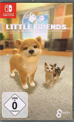 Einfach und sicher online bestellen: Little Friends: Dogs and Cats in Österreich kaufen.
