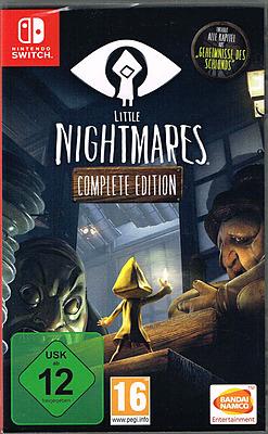 Einfach und sicher online bestellen: Little Nightmares Complete Edition (AT-PEGI) in Österreich kaufen.