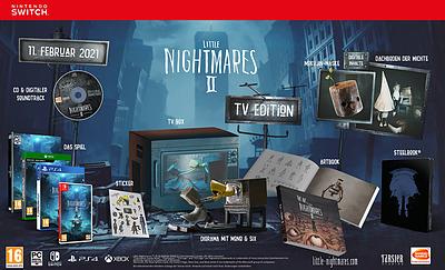 Einfach und sicher online bestellen: Little Nightmares 2 TV Edition in Österreich kaufen.