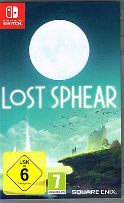 Einfach und sicher online bestellen: Lost Sphear in Österreich kaufen.