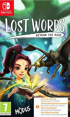 Einfach und sicher online bestellen: Lost Words (PEGI) in Österreich kaufen.