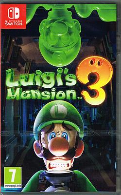 Einfach und sicher online bestellen: Luigi's Mansion 3 (AT-PEGI) in Österreich kaufen.