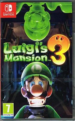 Einfach und sicher online bestellen: Luigi's Mansion 3 (PEGI) in Österreich kaufen.