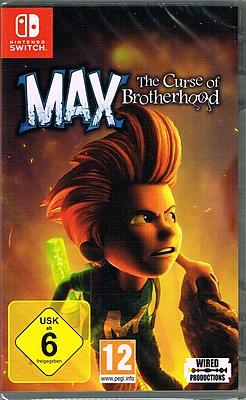 Einfach und sicher online bestellen: Max: The Curse of the Brotherhood in Österreich kaufen.