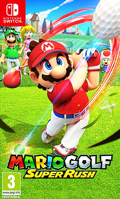 Einfach und sicher online bestellen: Mario Golf: Super Rush (PEGI) in Österreich kaufen.